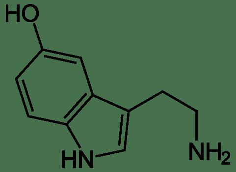 2000px-Serotonin_(5-HT).svg